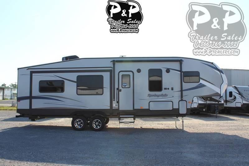 2020 Keystone Springdale 253FWRE 32.83 ft Fifth Wheel Campers RV