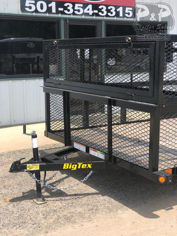 2020 Big Tex Trailers 35LS-14B 14 ft Utility Trailer