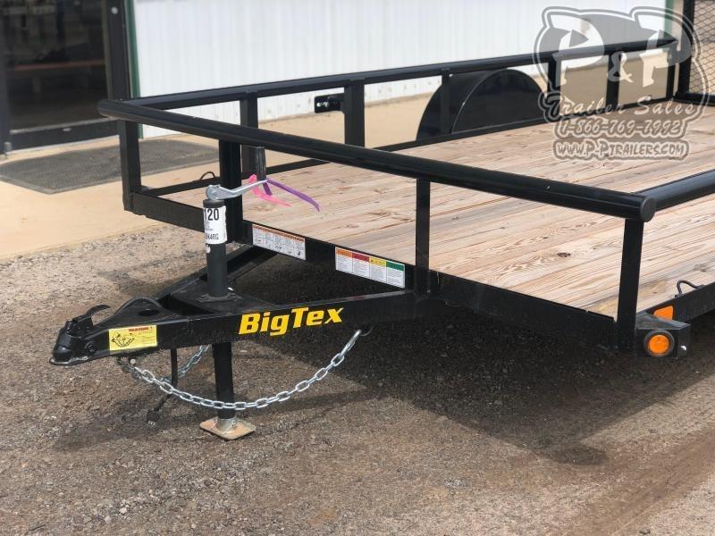 2020 Big Tex 35SA-12BK4RG 6'5