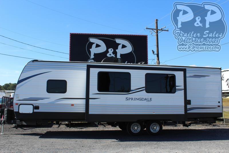 2020 Keystone Springdale 270BH 32.92 ft Travel Trailer RV