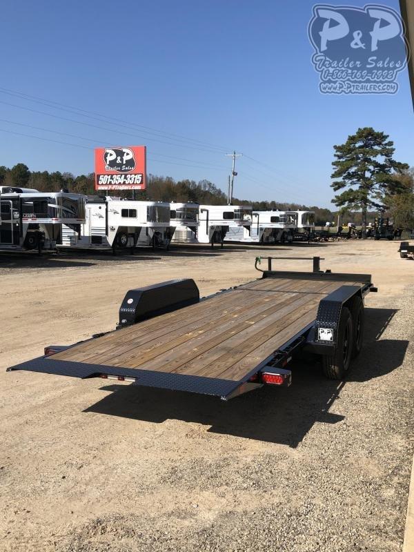 2020 Big Tex Trailers 14TL-22BK 22 ft Equipment Trailer