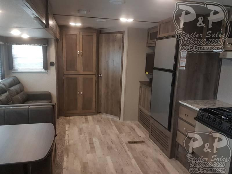 2020 Keystone Sprinter Campfire 33BH 36.09 ft Travel Trailer RV