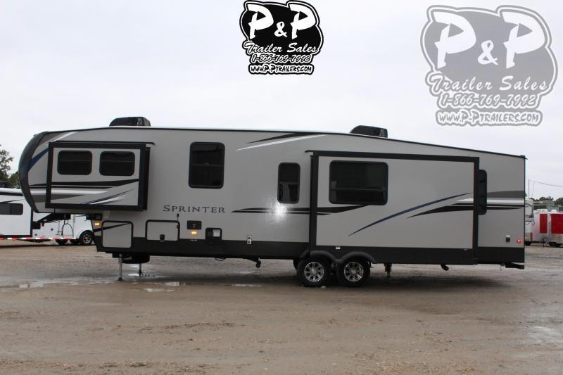 2020 Keystone Sprinter LIMITED 3551FWMLS 39 ft Fifth Wheel Campers RV