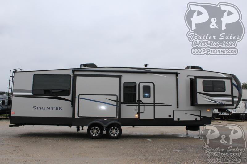 2020 Keystone Sprinter LIMITED 3551FWMLS 39 ft Fifth Wheel Campers RV