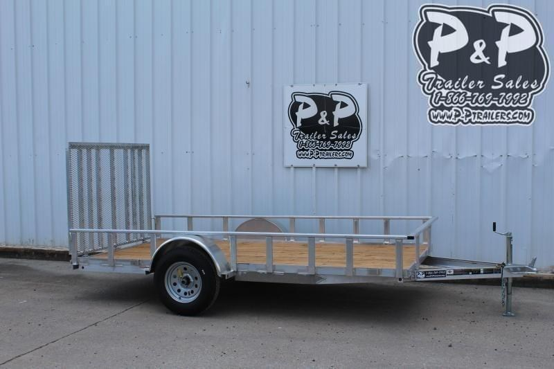 2020 Carry-On 6x12AGW 6 x 12 ft Utility Trailer
