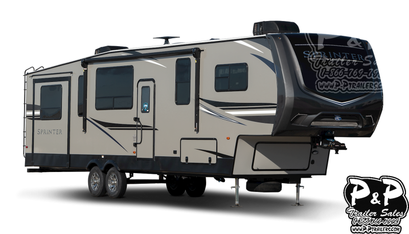 2020 Keystone Sprinter Limited 3571FWLFT 39.50 ft Fifth Wheel Campers RV