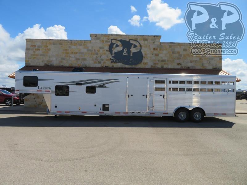 2020 Lakota LE81611 34 ft Livestock Trailer LQ