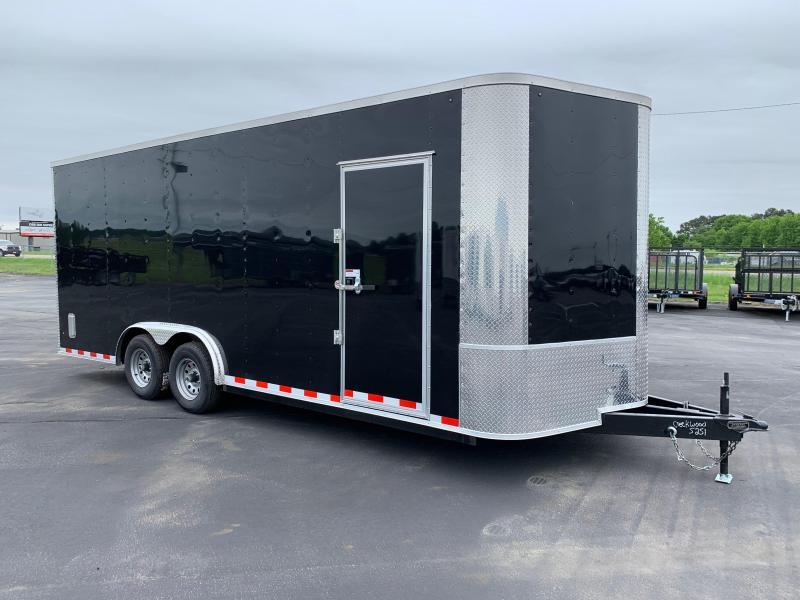 2019 Arising 7X16VTRB Enclosed Cargo Trailer 6