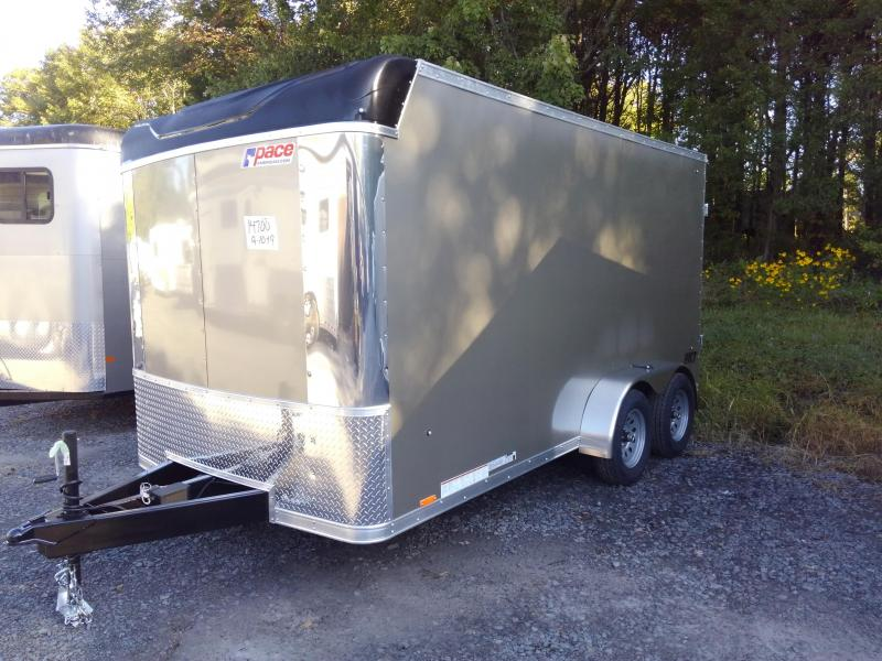 Pace American PXT Extreme Cargo / Enclosed Trailer 7 x 14