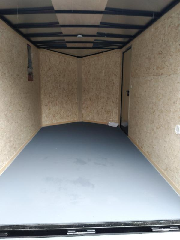 Pace American Journey SE Enclosed Cargo Trailer 7 x 12
