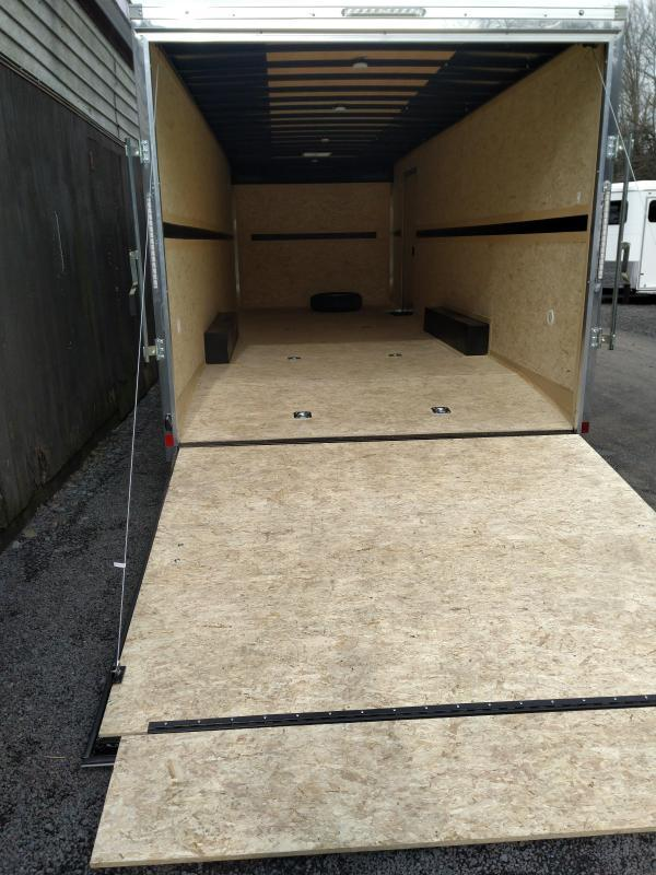 Pace American PXT  Enclosed Trailer 8.5 x 24