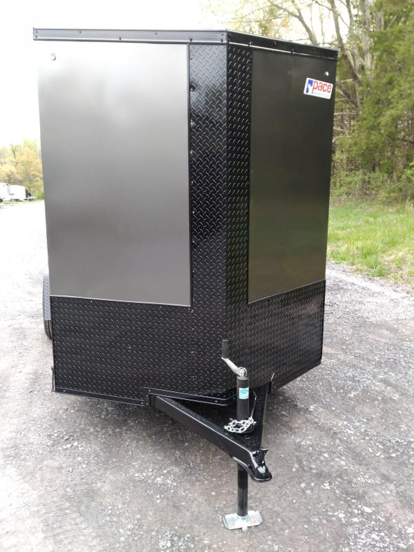 Pace American Journey SE Cargo / Enclosed Trailer 6 x 12