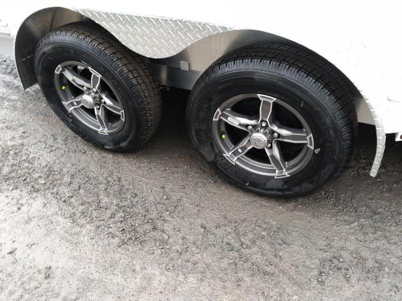Legend Trailer Aluminum Open Car Hauler 7X16
