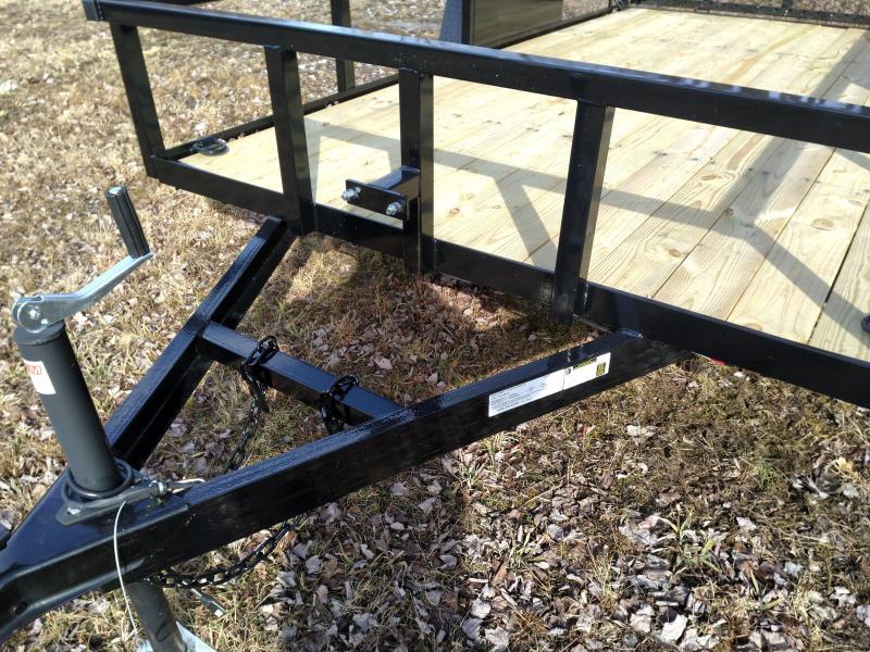 Holmes C6X12R3.5K Utility Open LandscapeTrailer