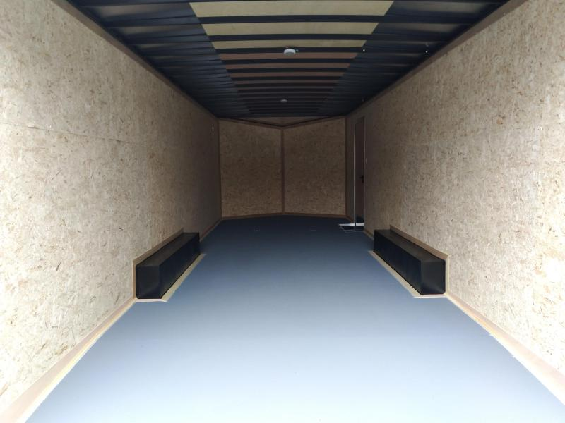 Pace American Journey SE Cargo / Enclosed Trailer 8.5 x 24 with 9900lbs GVWR
