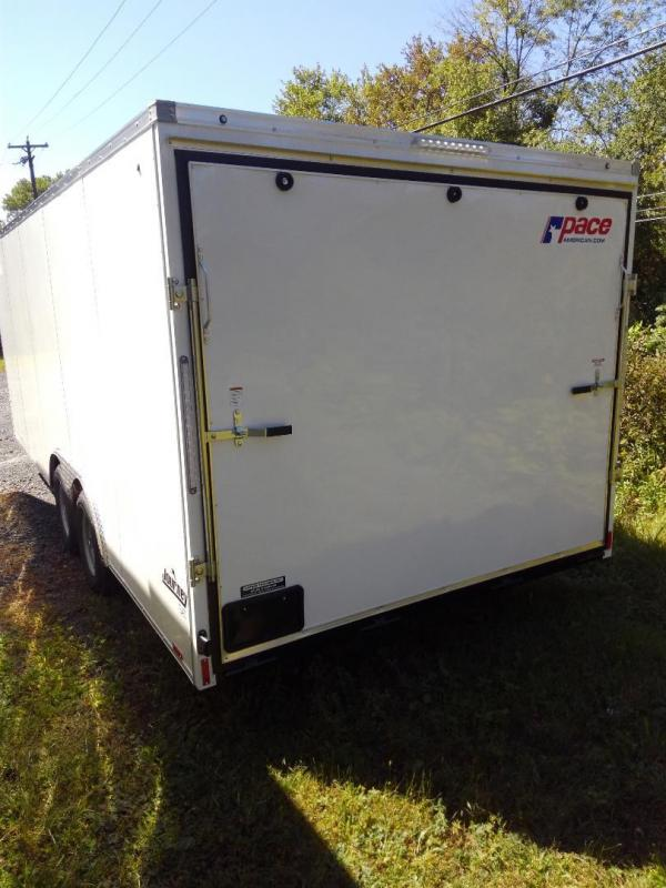 Pace American Journey SE  Cargo / Enclosed Trailer 8.5 x 24