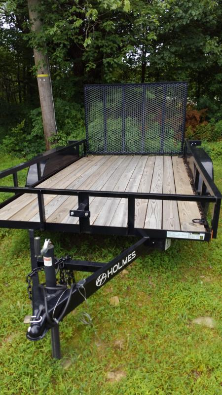 Holmes R6X12R7K Utility Open LandscapeTrailer
