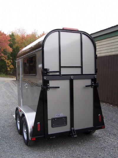 2020 Cotner Trailers Inc. Lone Star Single Horse Trailer