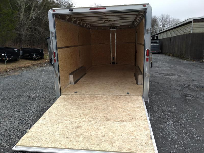 Legend Trailers 8.5 x 16 Enclosed Motorcycle Trailer