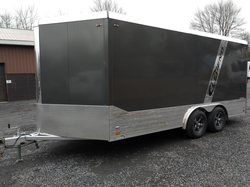 Legend Trailers 8.5 x 16 Aluminum Enclosed Cargo Trailer