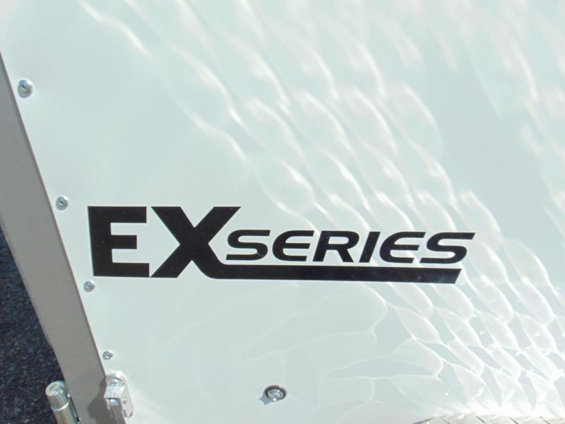 2019 Cargo Express 4X6 Enclosed Cargo Trailer
