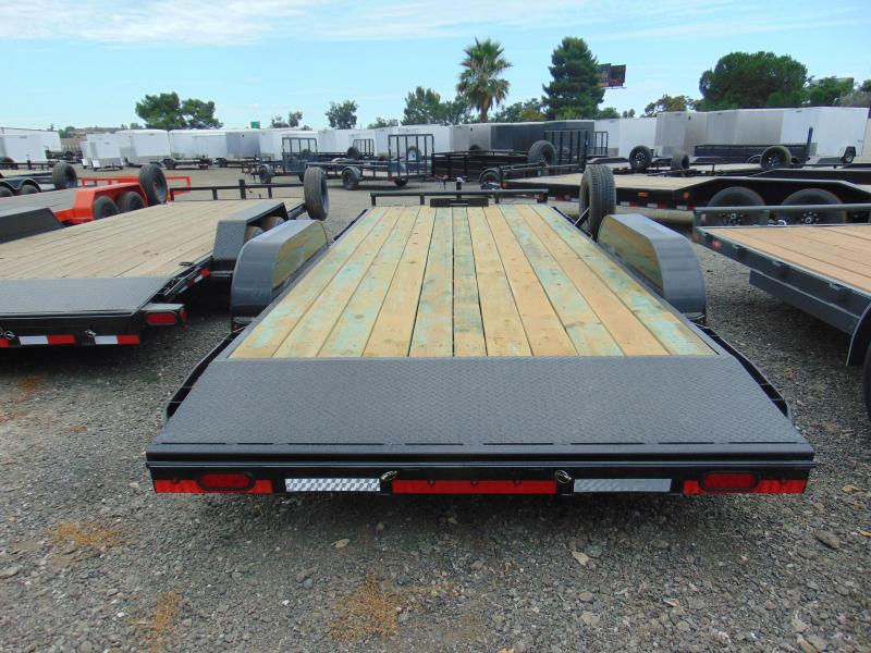 2019 Lamar Trailers 83X20 Car / Racing Trailer