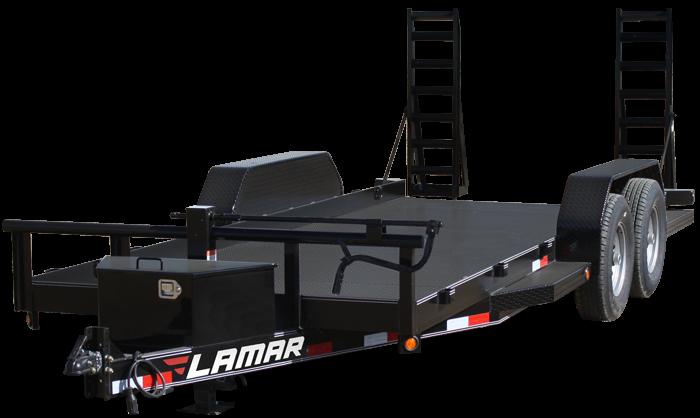 2019 Lamar Trailers Low-Pro Equipment Hauler (LE)