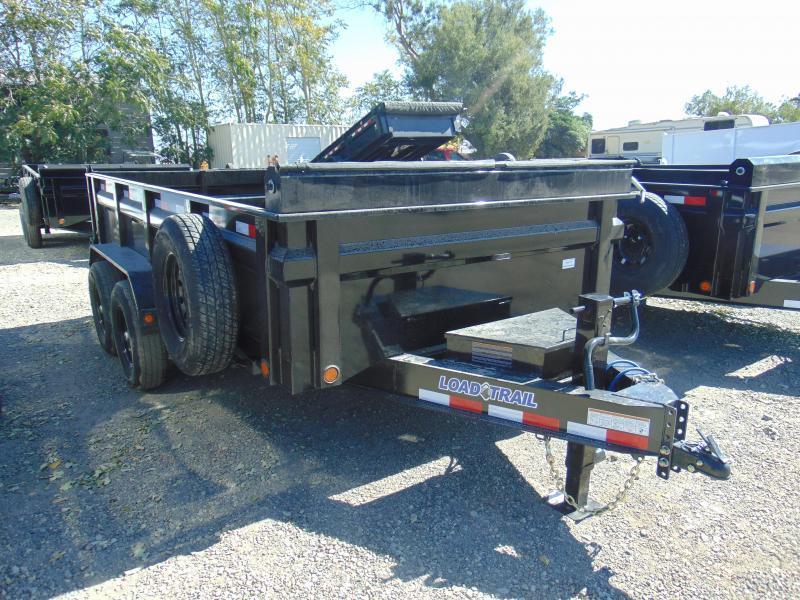 2020 Load Trail 83X14 Dump Trailer