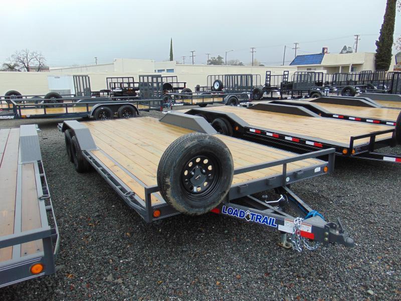 2019 Load Trail 20 Buggy Hauler Car / Racing Trailer