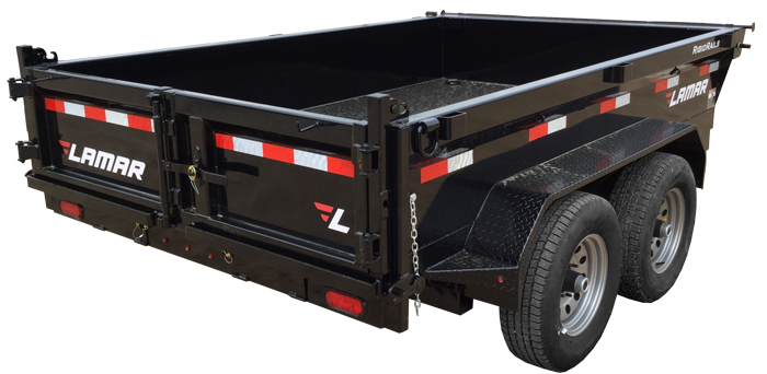 2019 Lamar Trailers Medium Dump Trailer (DM)