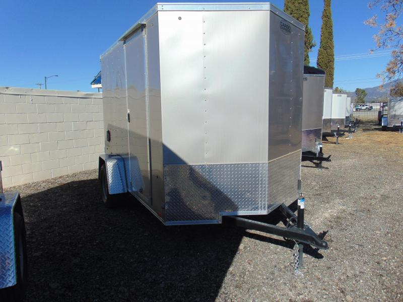 2019 Cargo Express XLW6X10S12 Enclosed Cargo Trailer