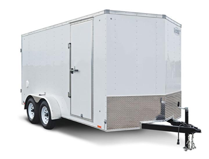 2019 Cargo Express XL Series 7' / 8.5' Enclosed Cargo Trailer