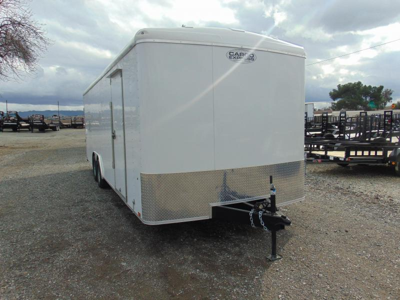2019 Cargo Express XL8.5X24 Enclosed Cargo Trailer