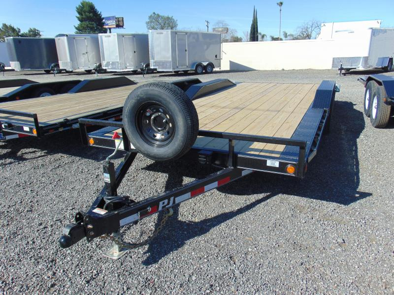 2020 PJ Trailers B5 Car / Racing Trailer