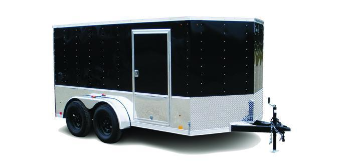 2019 Cargo Express XL Series Motorcycle Trailer