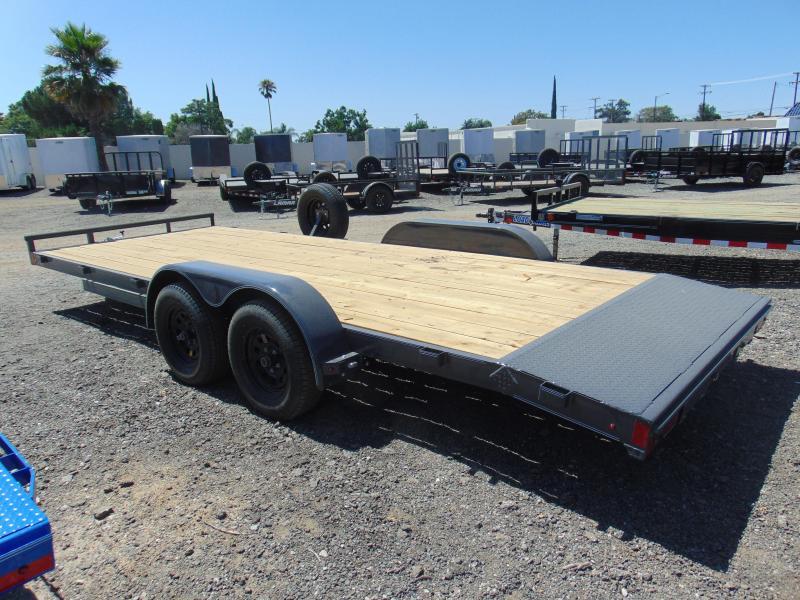 2019 Lamar Trailers 83X20 Car / Racing Trailer