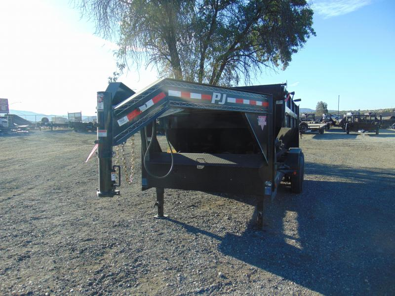 2015 PJ Trailers Rollster Roll Off Dump (DR) Dump Trailer