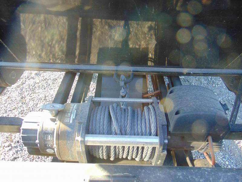 2015 PJ Trailers Rollster Roll Off Dump (DR) Dump Trailer