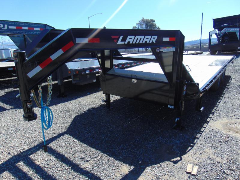 2019 Lamar Trailers 102X20 Equipment Trailer