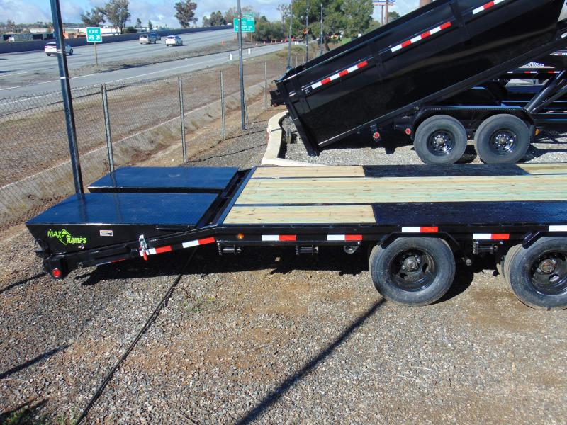 2019 Load Trail 102X40 Equipment Trailer Gooseneck