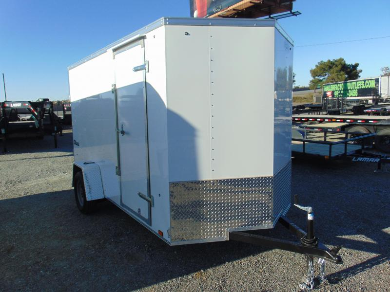 2019 Cargo Express EX6X12SI2 Enclosed Cargo Trailer