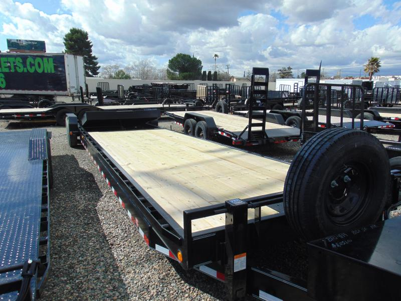 2019 PJ Trailers 83X36 Equipment Trailer
