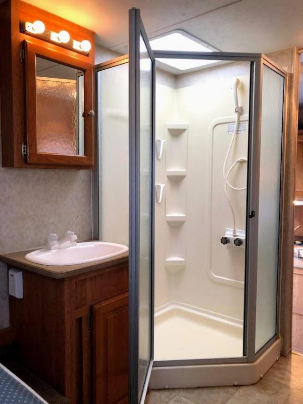 2007 Forest River Rockwood Signature 8281SS BUNKHOUSE Fifth Wheel Campers RV