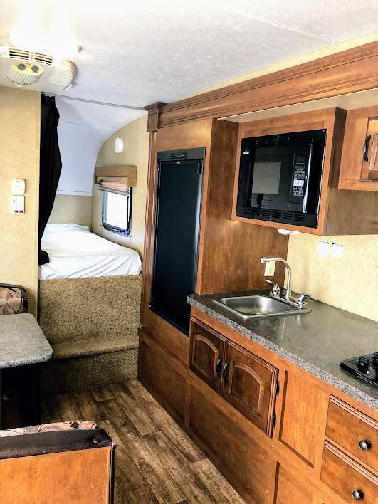 2013 Forest River V-CROSS VIBE 6502 Travel Trailer RV