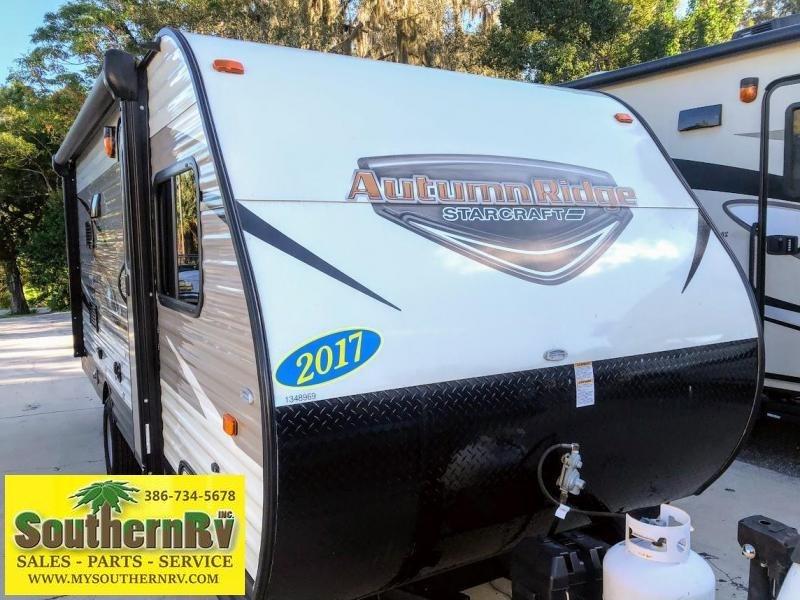 2017 Starcraft Autumn Ridge 18BHS BUNKHOUSE Travel Trailer RV
