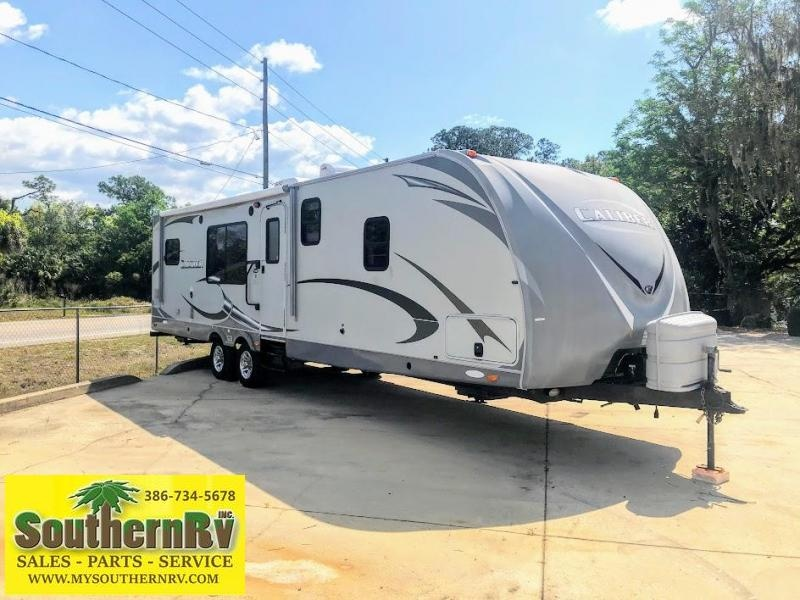 2011 Heartland Caliber 315 RKBS Travel Trailer RV
