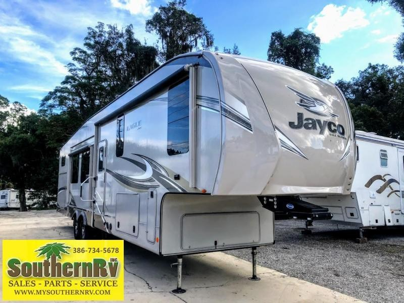 2019 Jayco Eagle 347BHOK Fifth Wheel Campers RV