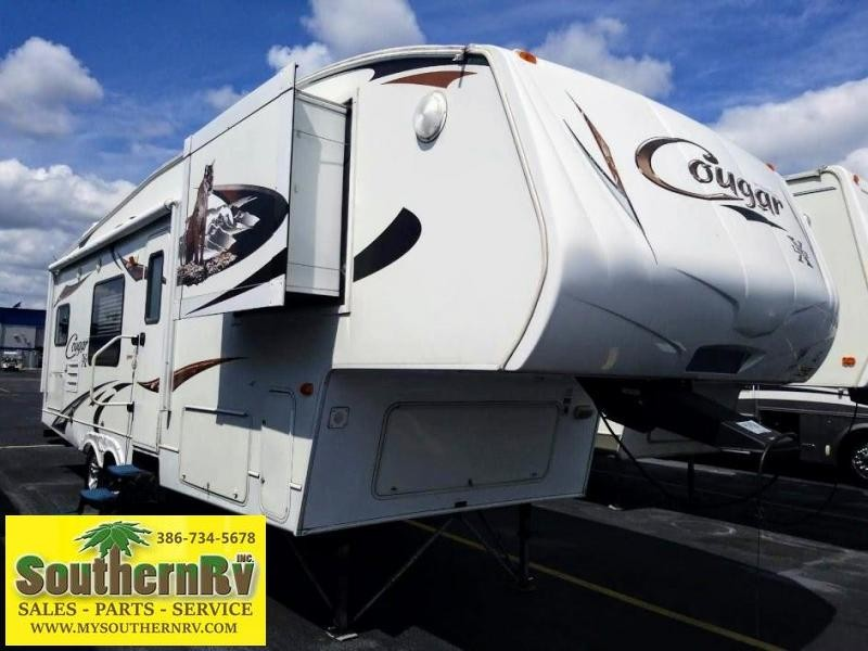 2011 Keystone RV Cougar X-Lite 27RKS Fifth Wheel Campers RV