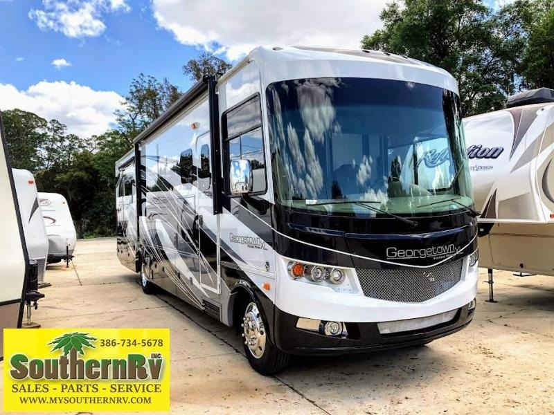 2018 Forest River Georgetown 369DS Class A BUNKHOUSE RV