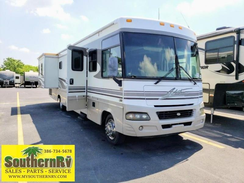 2003 Winnebago Adventurer 38G Class A RV